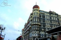View of Hotel Taj